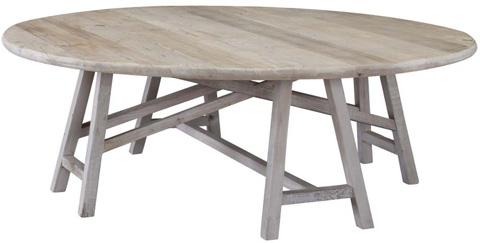 Dovetail Furniture - Clare Coffee Table - DOV9856