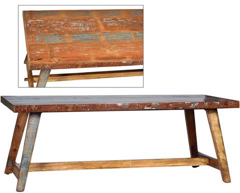Dovetail Furniture - Houston Dining Table - SHR65