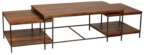 Dovetail Furniture - Devlin Coffee Table - DOV2951