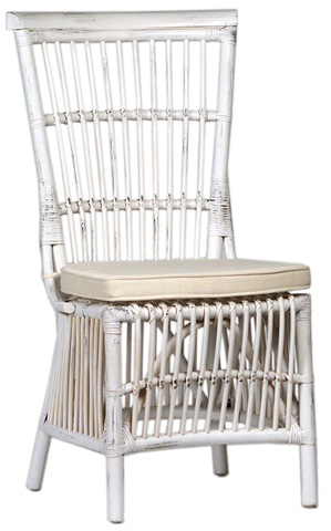 Dovetail Furniture - Simpson Side Chair - DOV7601
