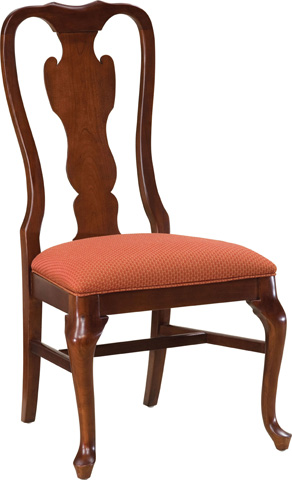 Drexel Heritage - Queen Anne Side Chair - 153-813