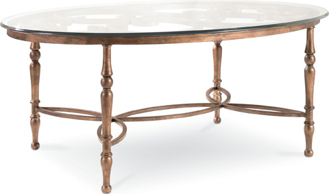 Drexel Heritage - The Scrolls Cocktail Table - 311-800