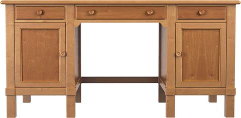 Drexel Heritage - Double Pedestal Desk - 925-900