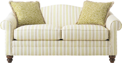 Drexel Heritage - Kara Mid Sofa - D85-MS