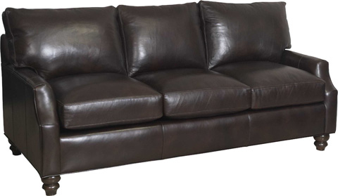 Drexel Heritage - Marcello Leather Sofa - L92-S