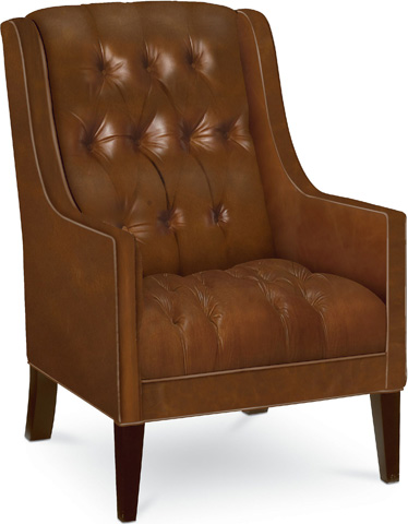 Drexel Heritage - Talia Leather Chair - L980-CH
