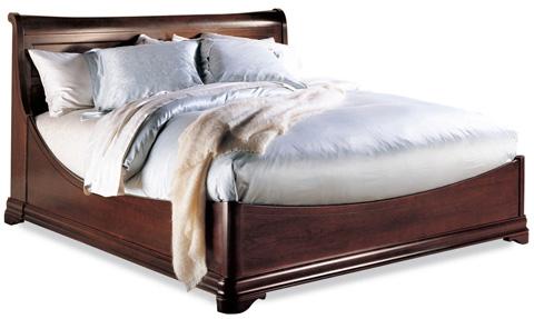 Durham Furniture Inc - Lorraine Queen Bed - 1004-132