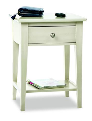 Durham Furniture Inc - Transitional Open Night Stand - 900-205B
