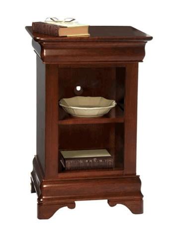Durham Furniture Inc - Open Nightstand - 1004-201