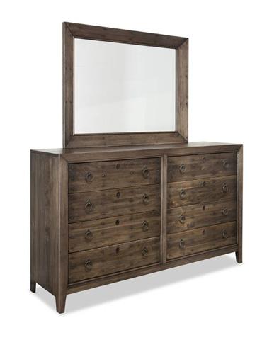 Durham Furniture Inc - Eight Drawer Dresser - 401-174