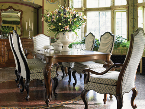 Drexel Heritage - Table For Royals - 311-660