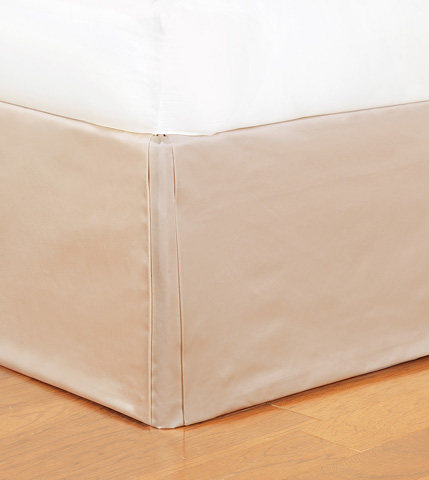 Eastern Accents - Marilyn Chamois Bed Skirt, Queen - SKQ-349