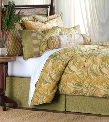 Eastern Accents - Antigua Bedset -King - BDK-173