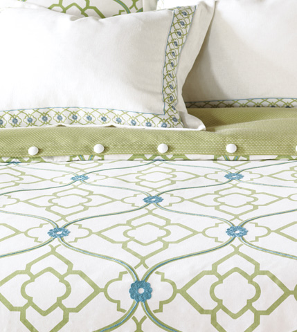 Eastern Accents - Bradshaw Duvet Cover And Comforter -King - DVK-320