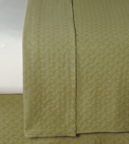 Eastern Accents - Briseyda Palm Coverlet -King - CVK-265