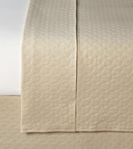 Eastern Accents - Briseyda Sand Coverlet -King - CVK-266