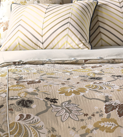 Eastern Accents - Caldwell Duvet Cover And Comforter -King - DVK-314