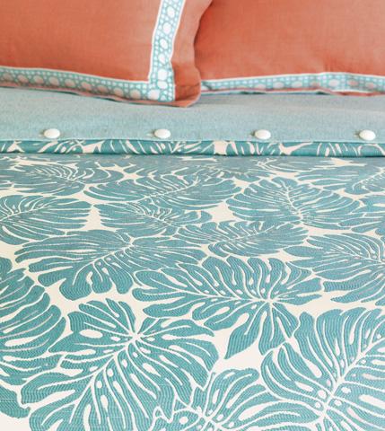 Eastern Accents - Capri Duvet Cover And Comforter -King - DVK-334