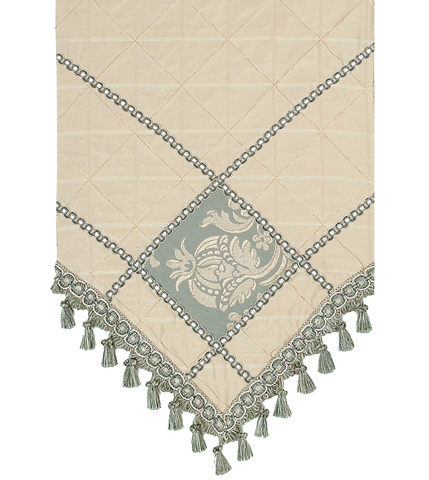 Eastern Accents - Carlyle Diamond Runner - TLD-18