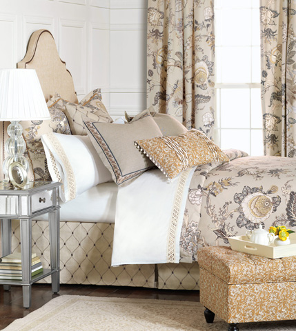 Eastern Accents - Edith Bedset -King - BDK-350