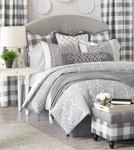 Eastern Accents - Hampshire Bedset -King - BDK-353