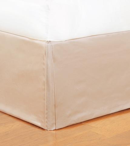 Eastern Accents - Marilyn Chamois Bed Skirt -King - SKK-349