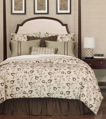 Eastern Accents - Michon Bedset -King - BDK-235