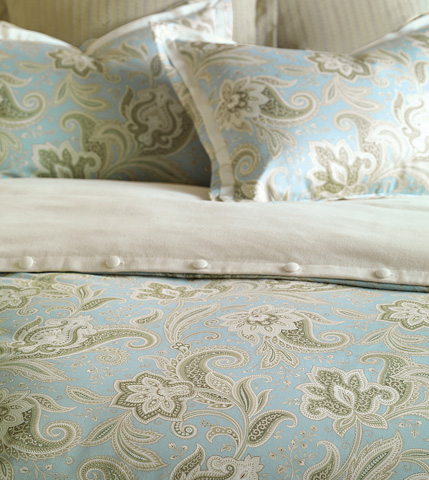 Eastern Accents - Southport Duvet Cover And Comforter -King - DVK-208