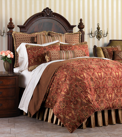Eastern Accents - Toulon Bedset -King - BDK-175