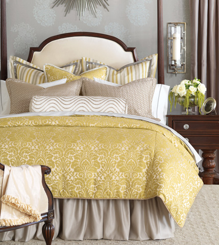 Eastern Accents - Wakefield Bedset -King - BDK-354