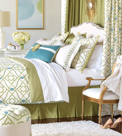 Eastern Accents - Bradshaw Bedset - BDQ-320