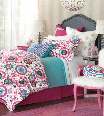 Eastern Accents - Epic Preppy Bedset - BDQ-373