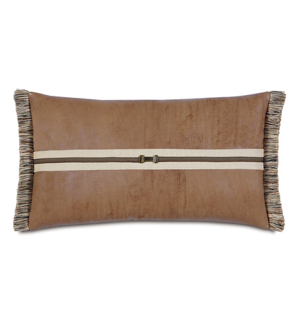 Eastern Accents - Dorian Saddle Bolster - BOL-359