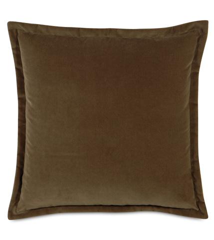 Eastern Accents - Jackson Mocha Decorative Pillow - DPA-283
