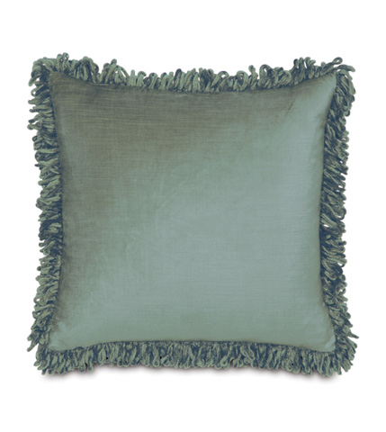 Eastern Accents - Lucerne Ocean Throw Pillow - LCR-153-08