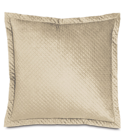 Eastern Accents - Reuss Taupe Throw Pillow - LCR-156-02