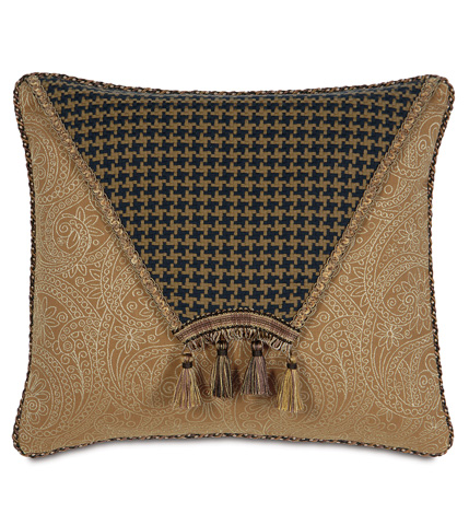 Eastern Accents - Aston Caramel Envelope Pillow - AST-12