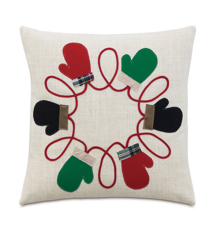 Eastern Accents - Mitten Mixer Pillow - ATE-637