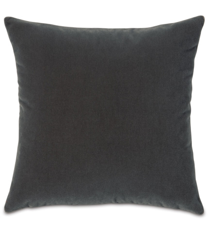 Eastern Accents - Bach Persian Gray Pillow - BAC-01-PG