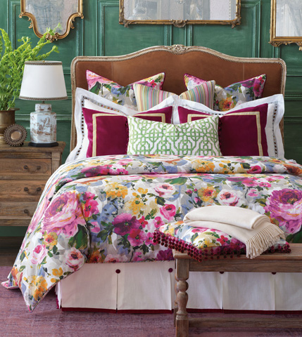 Eastern Accents - Tresco Bedset - BDQ-386