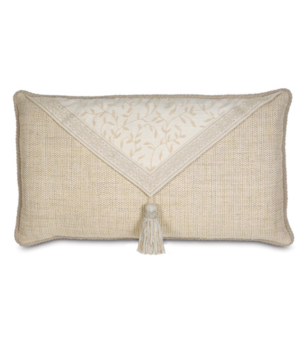 Eastern Accents - Hayes Blossom Envelope Pillow - BKF-08