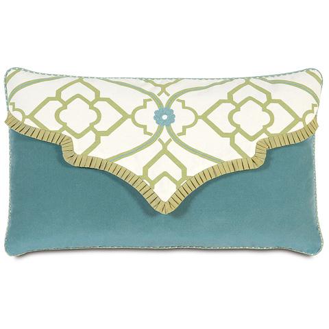 Eastern Accents - Bradshaw Envelope Pillow - BRS-04