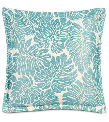Eastern Accents - Capri Pillow With Self Flange - CAP-09