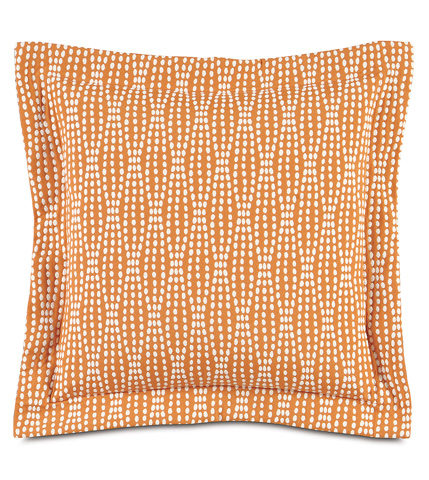 Eastern Accents - Holmes Mandarin Pillow With Flange - DAW-07