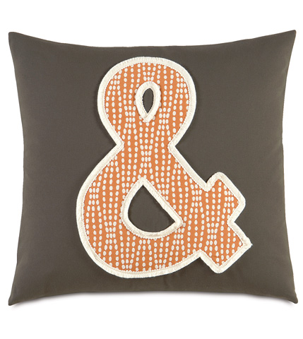 Eastern Accents - Accent Pillow - DAW-11