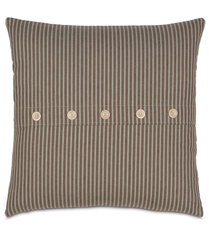 Eastern Accents - Heirloom Spa Knife Edge Pillow - DPA-246