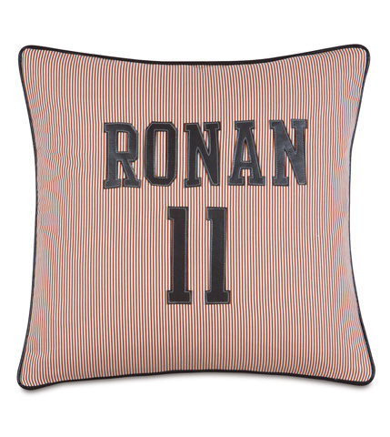 Eastern Accents - Avox Rust Personalized Pillow - EHA-06