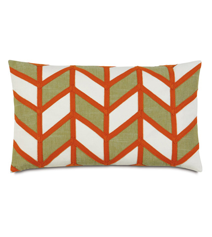 Eastern Accents - Broken Chevron Shore Pillow - ESH-02