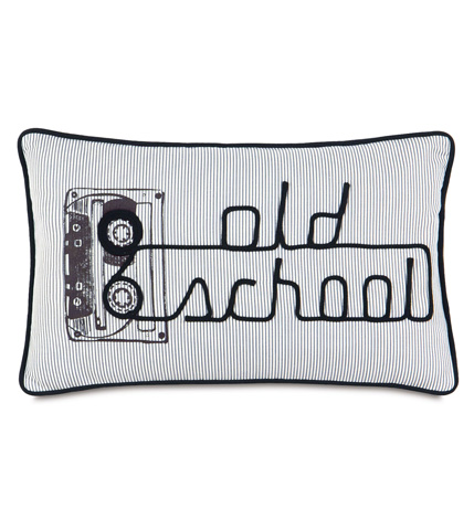 Eastern Accents - Old School Pillow - ESO-08