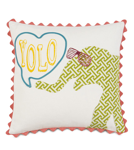 Eastern Accents - Yolo Pillow - ESP-08